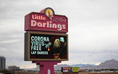 Las Vegas strip club to offer drive-through peep show